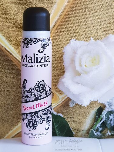 MALIZIA DONNA Secret Musk Seduction Parfum Deodorant