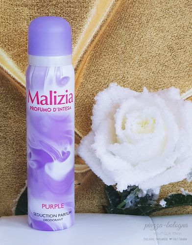 MALIZIA DONNA Purple Seduction Parfum Deodorant - Body Spray