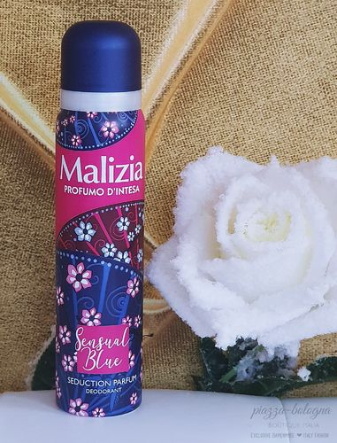 MALIZIA DONNA Sensual Blue Seduction Parfum Deodorant - Body Spray