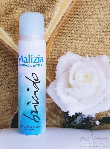 MALIZIA DONNA Brivido Seduction Parfum Deodorant - Body Spray Jasmin-Ylang-Ylang-Orangen